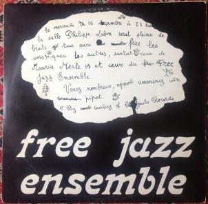 free jazz ensemble