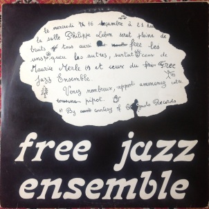 free jazz ensemble