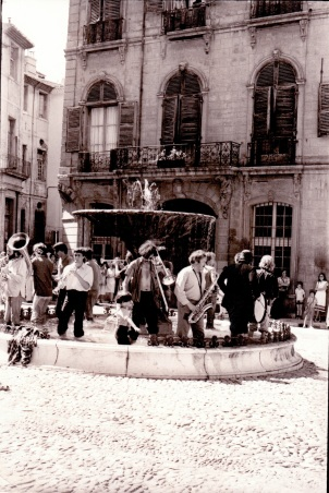Marmitte à Aix en Provence (1978)